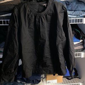 Sz xl black dress shirt